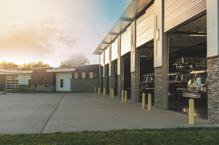 Willard Fire Station